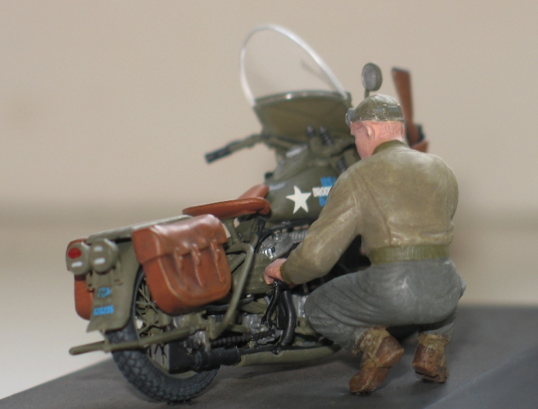 Harley WLA US Army WW2  Miniart 1/35 690090IMG0140