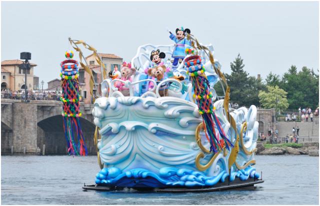 [Tokyo Disney Resort] Programme complet du divertissement à Tokyo Disneyland et Tokyo DisneySea du 15 avril 2018 au 25 mars 2019. 690438td7