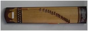Les instruments de musique.  691703Guzheng01