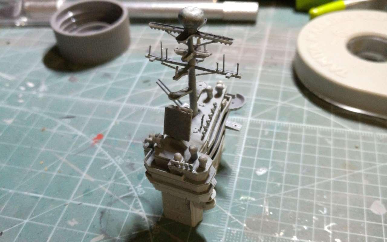 USS Theodore ROOSEVELT CVN-71 [Trumpeter 1/700] - Page 4 692051cvn7152