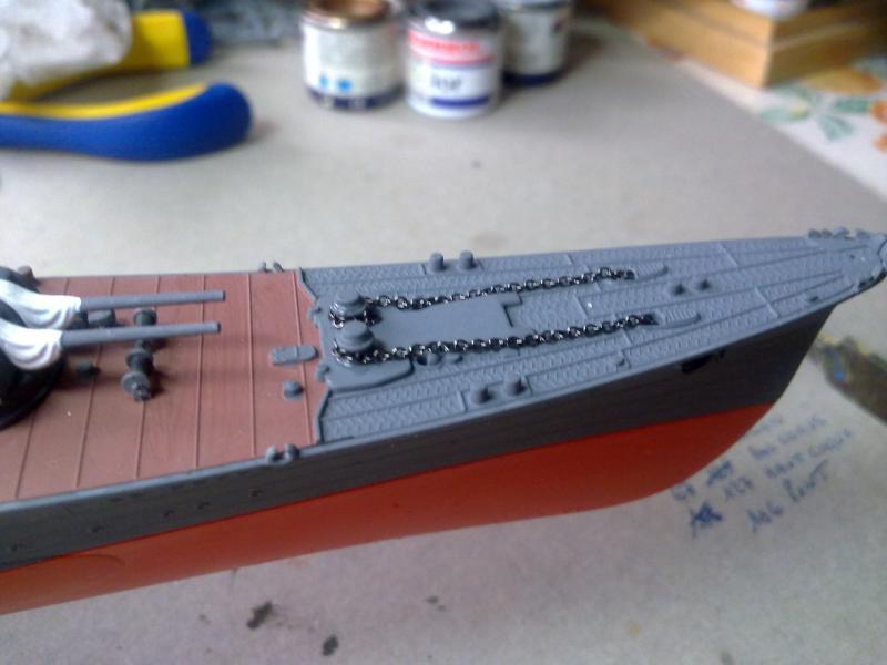 croiseur lourd Mogami au 1/350 par Pascal 94 - Tamiya  - Page 6 69240005122010969