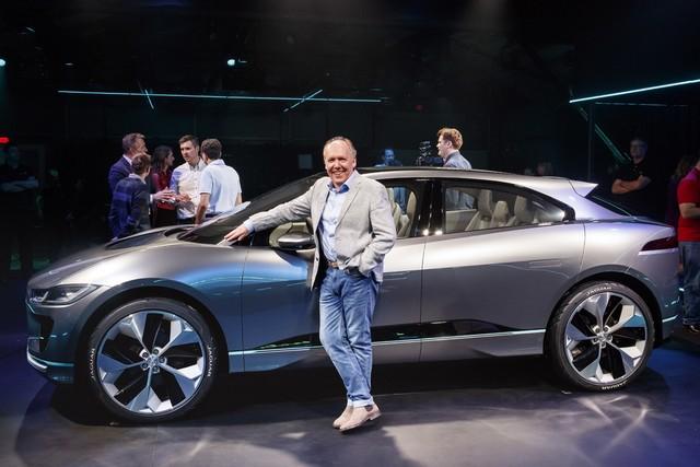 Jaguar Dévoile Le Concept I-PACE : Le SUV Électrique Performant 692442jagipaceiancallum14111601
