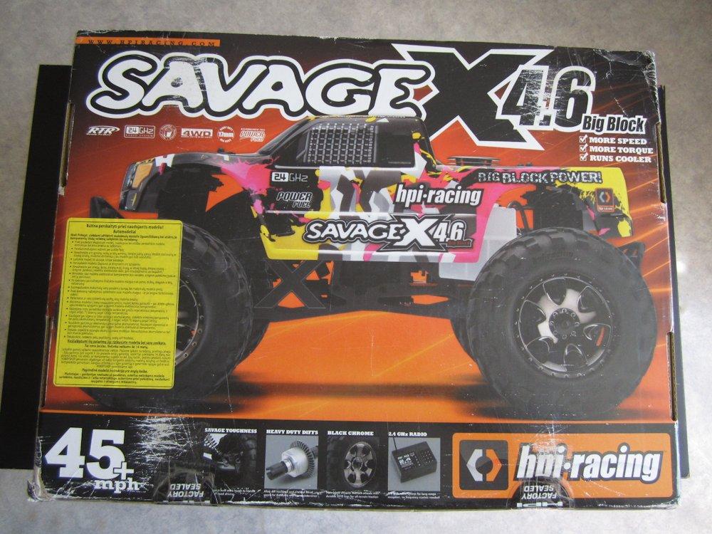 Le Savage 4.6 de souki, et ses autres rc. 693399312