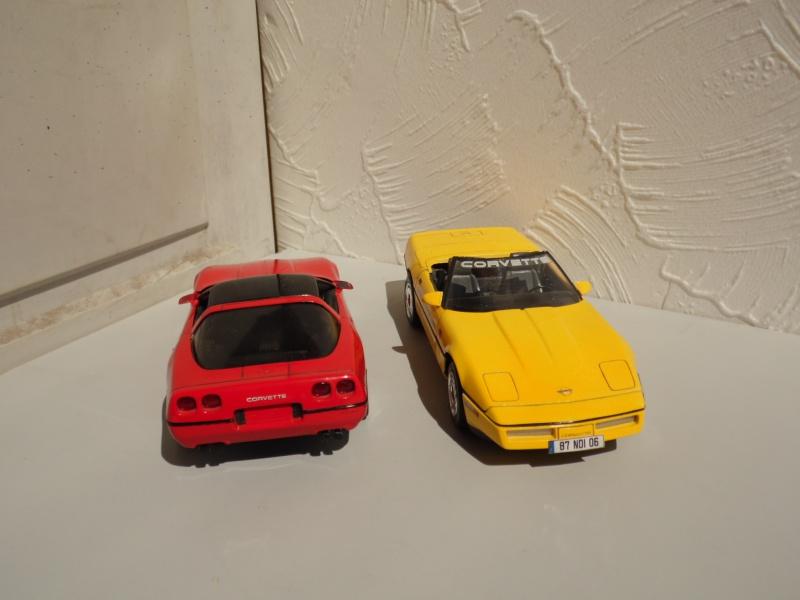 Chevrolet Corvette's C4. 694577SAM5007