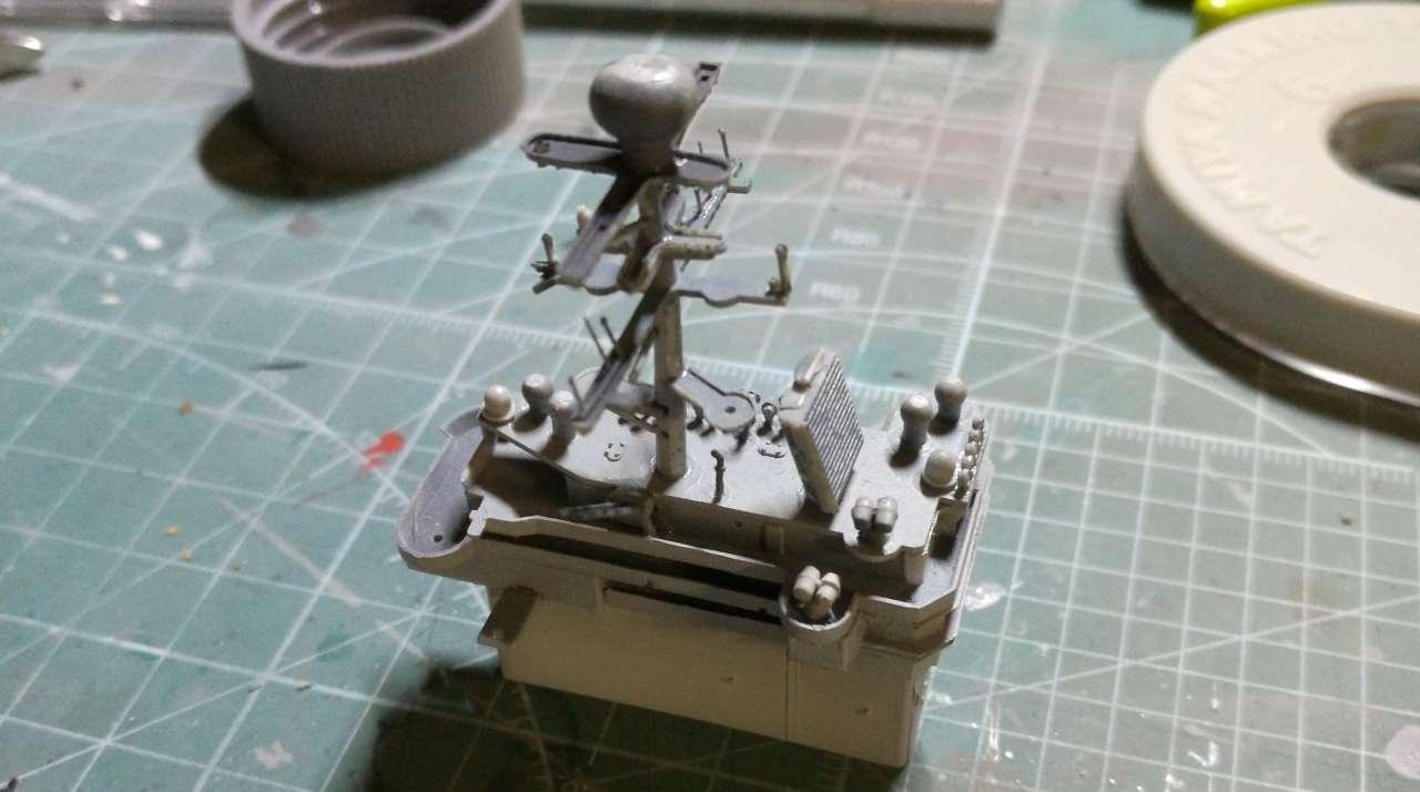 USS Theodore ROOSEVELT CVN-71 [Trumpeter 1/700] - Page 4 695156cvn7151