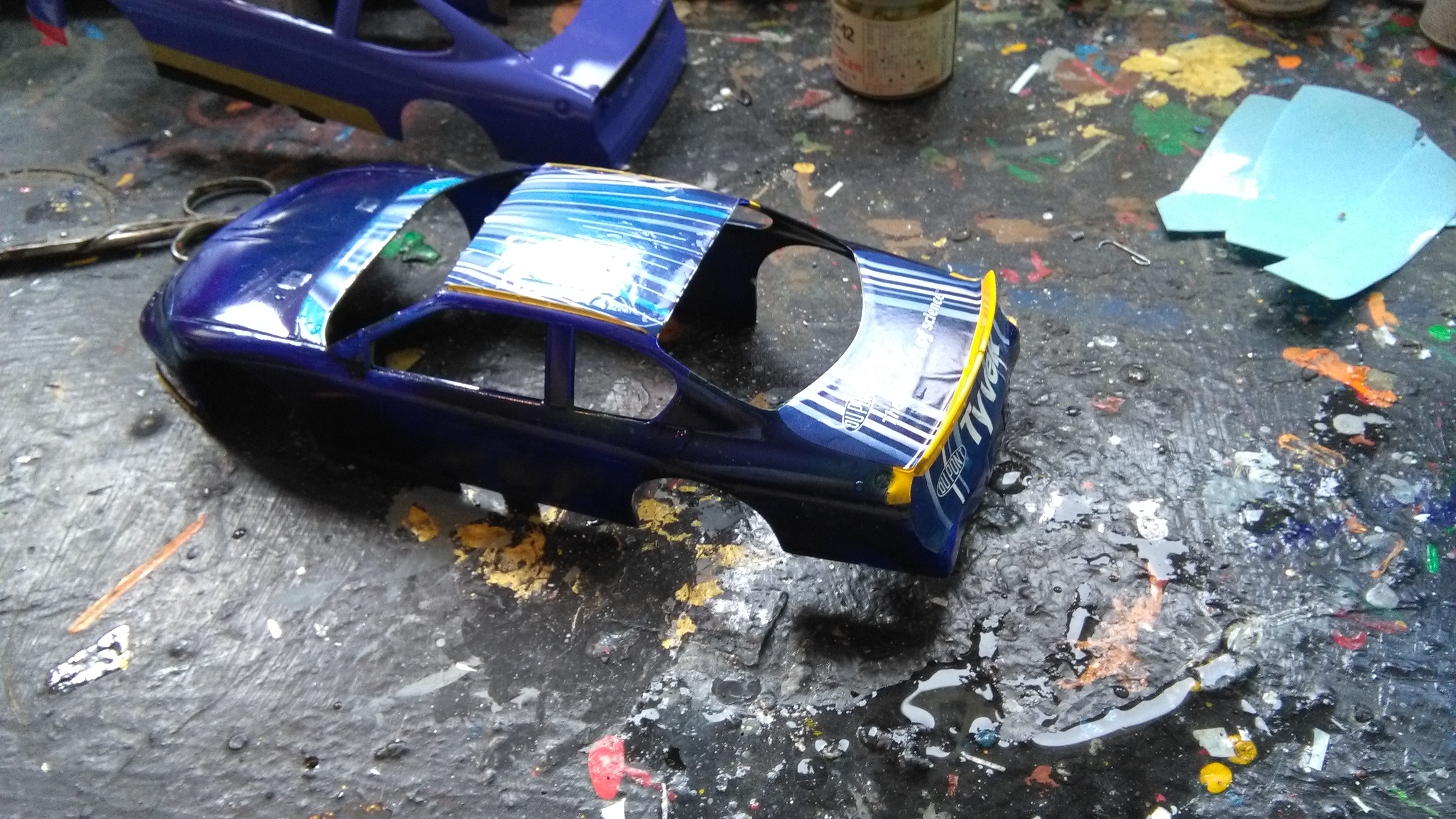 Chevy Monte-Carlo 2005 #24 Jeff Gordon Pepsi/Star Wars  695957IMG20170428153111