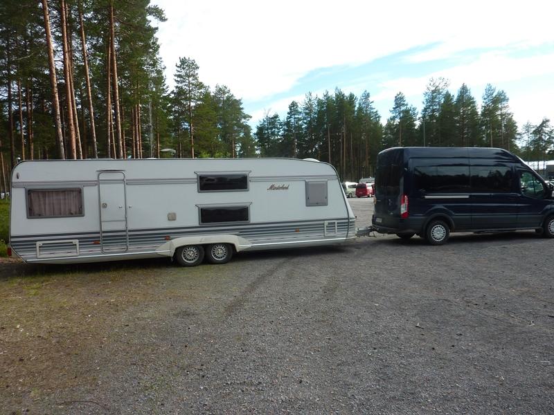 GRAND TOUR DE LA SCANDINAVIE EN 60 JOURS ET 12000 KMS FINLANDE 696046P1130031