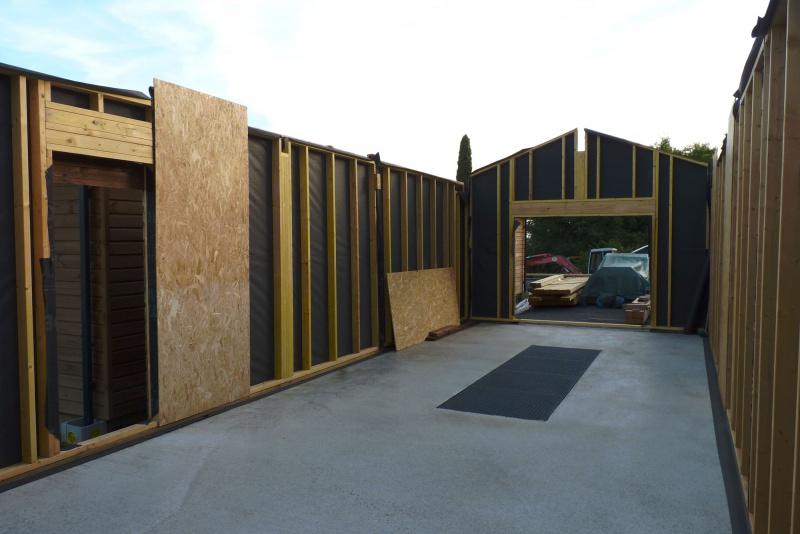 L'atelier ossature bois de Ridingfree 6961254713