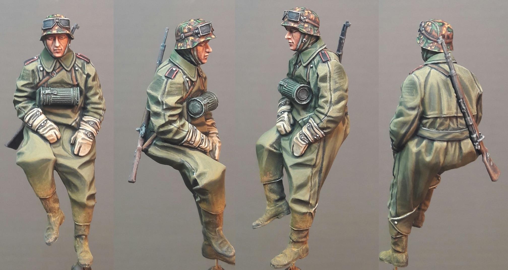 Zündapp KS750 - Sidecar - Great Wall Hobby + figurines Alpine - 1/35 - Page 2 696206Driver14viewsV2
