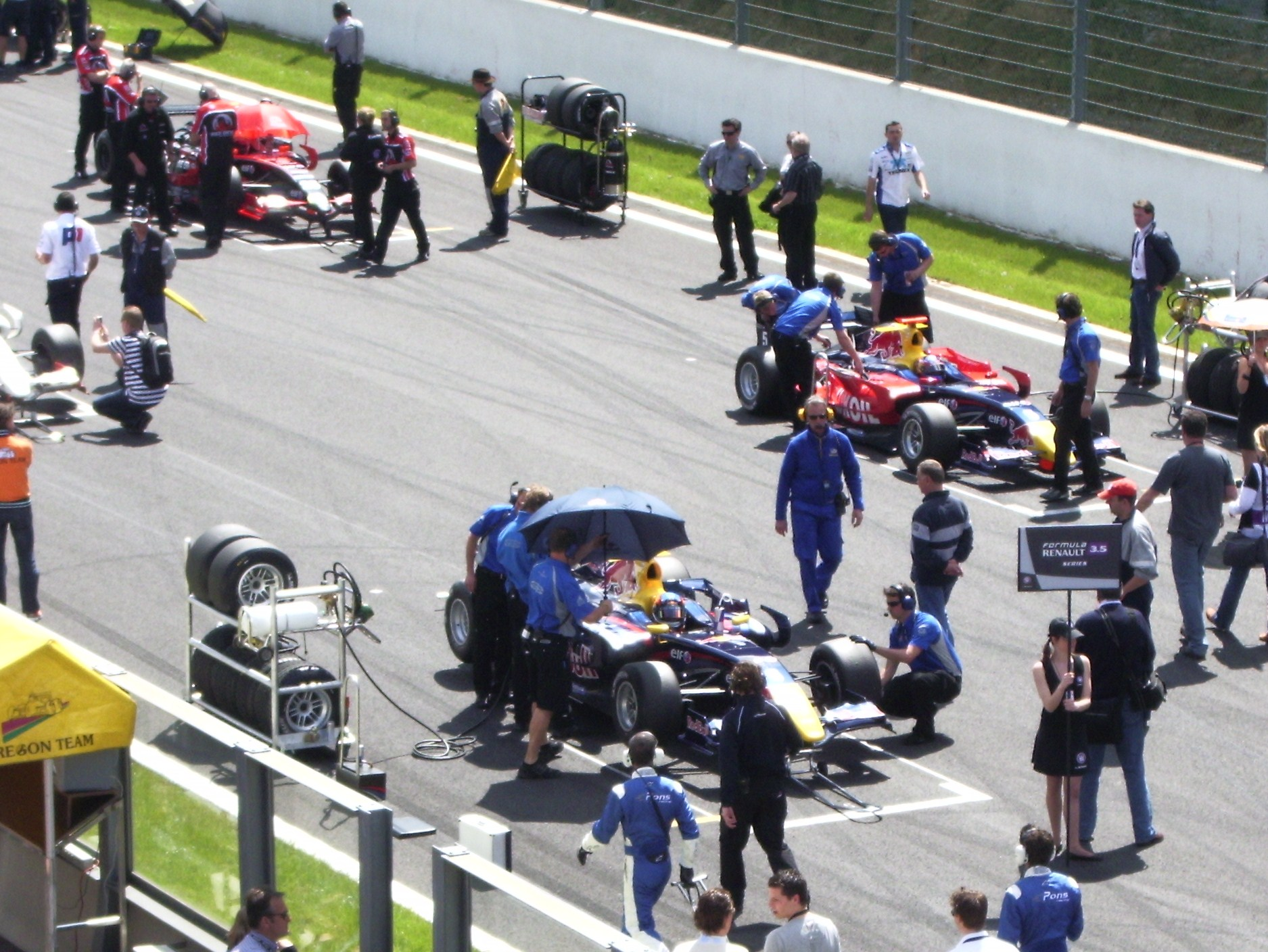 World Série's by Renault 2009 696420F_R_3_5__8_