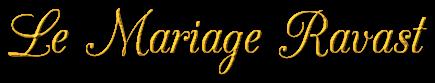 Le Mariage Ravast 696934cooltext201865704670103