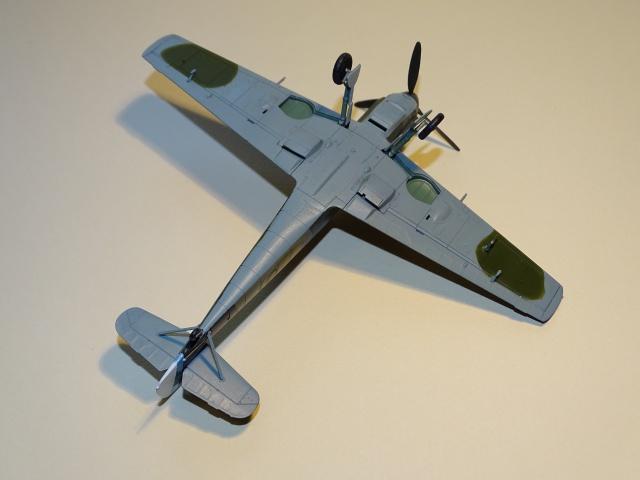 Bf 109 E3 WNr 1304 du JG 76 capturé le 22/11/1939 697176DSC03707