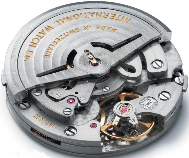 IWC Ingénieur AMG 697291cal80110