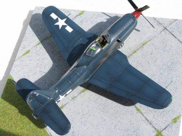 Montage terminé: Ryan XF2R-1 Czech Model 1/48 698580IMG1415