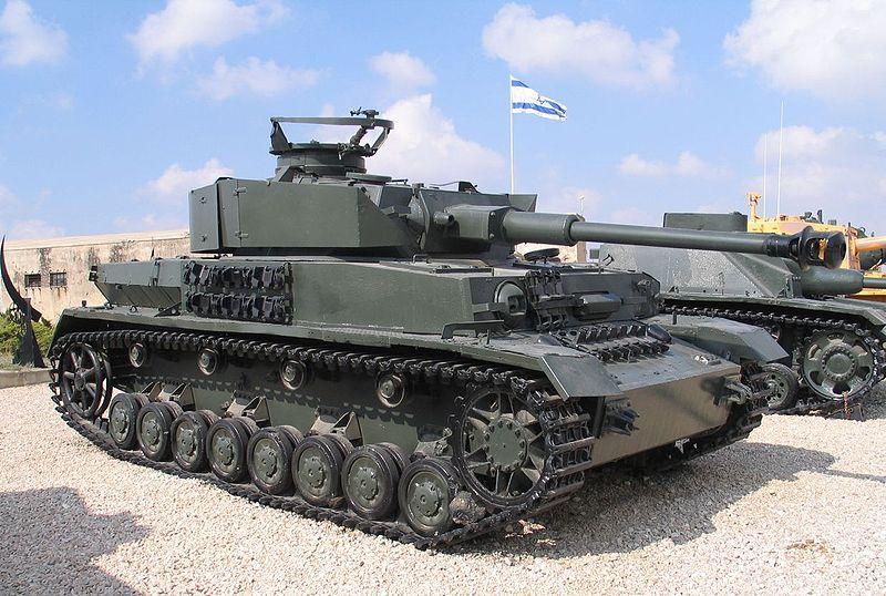 Les Panzer IV ausf H syriens !!! 699624800pxPzIVGlatrun2