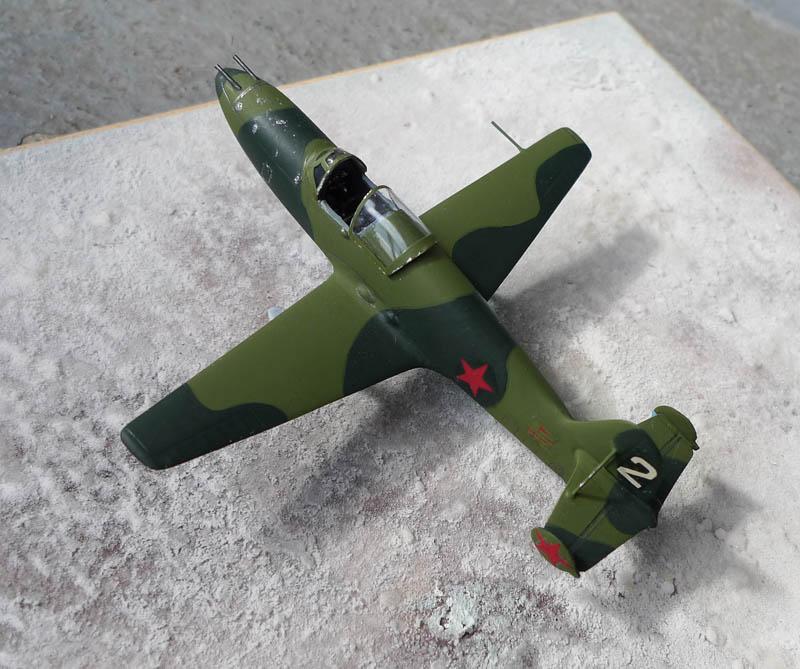 [Eastern Express] Bérezniak Izaev BI 2 - Premier Jet soviétique. 699907BI07