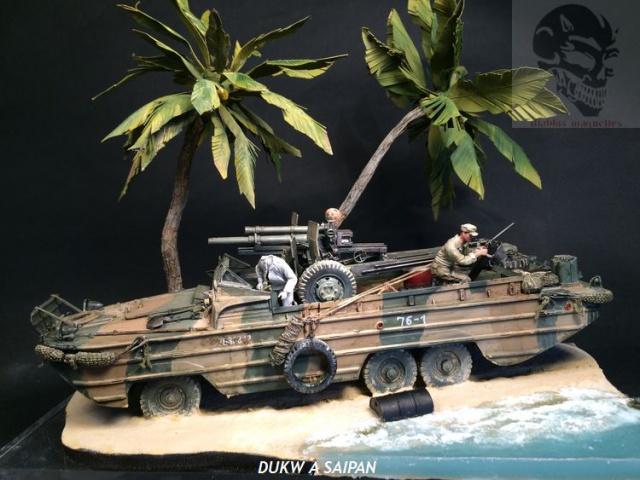 Duck gmc,avec canon de 105mn,a Saipan - Page 4 699957IMG4576