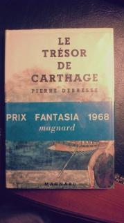 LE TRÉSOR DE CARTHAGE de Pierre DEBRESSE collection FANTASIA 700606DSC0528Peter