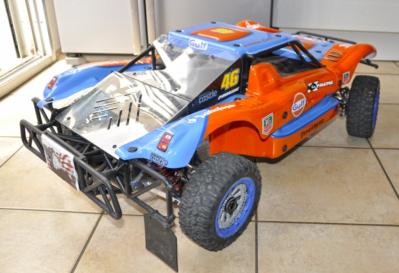 Projet LOSI 5ive Brushless - Page 2 700959DSC0020