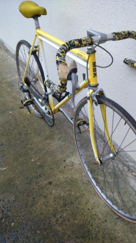 mbk trainer jaune et blanc 701030DSC0076