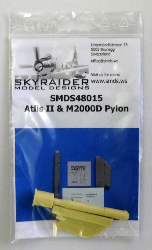 SKYRAIDER MODEL DESIGNS pour (NOYEL) PAQUES ou LA TRINITE(vente de Francis) 701412SMDS48015