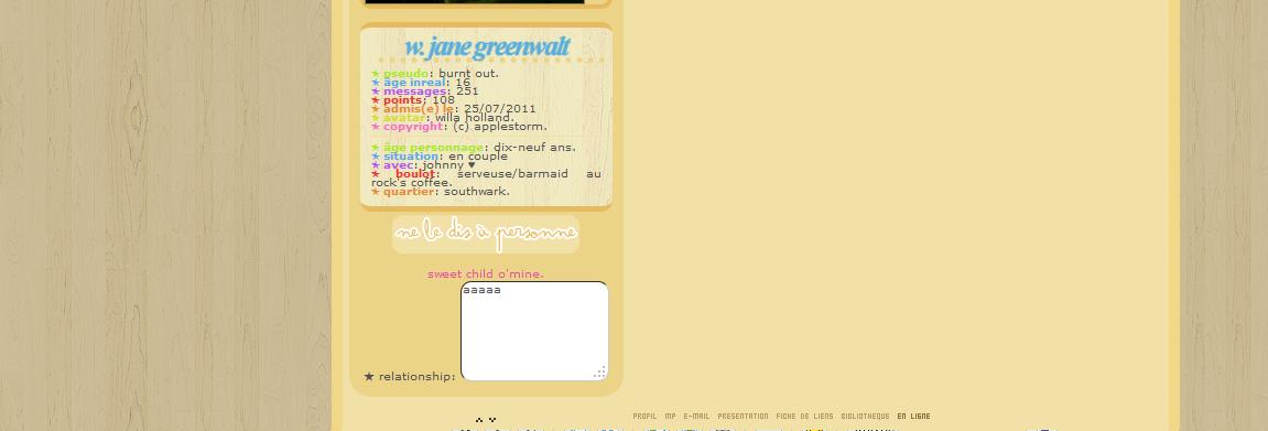 (p) - profil personnalisé qui déforme tout & afficher/masquer avec un fond indésiré. 702602afficher0