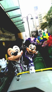 "(Hong Kong Disneyland) Disney's Sparkling Christmas 2013 + Programme ""Pump up Little Moments of Happiness"" 703247hk3"