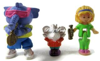 [WISHLIST DOLLYLY] Cupcakes-Mini Lalaloopsy-Cherry Merry Muffin-Polly Pocket-MLP 703656243