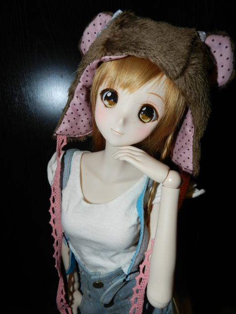 Box opening Smart Doll Mirai 706197DSCN6362