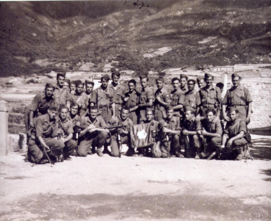Recherche d'un parent engagé au 1er Bataillon de choc à Staoueli en 1943 :Roger BELLELAGAMBA 7067385014