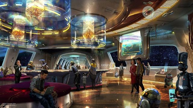 [Walt Disney World] Star Wars: Galactic Starcruiser (20??)  706837w482