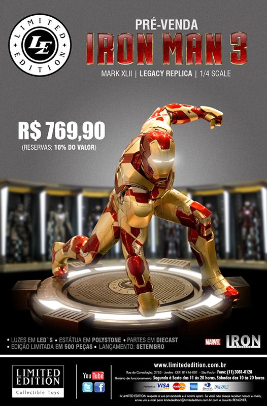 [Iron Studios] Iron Man 3: Mark XLII Legacy Replica 1/4 scale - Página 22 708679Bannernewsletterim3mark42is526x800px