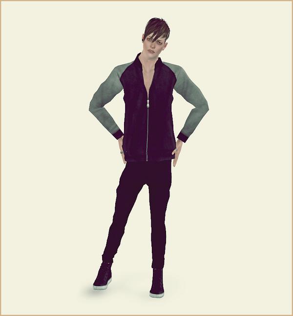 Créer une pose personnalisée avec Milkshape ou Blender 709387ScreenShot0030