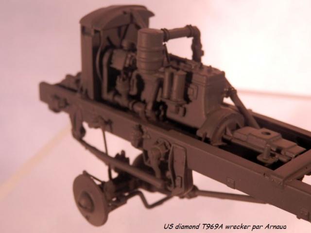 US Diamond T969A wrecker (Mirror Models 1/35) 709555P1140015