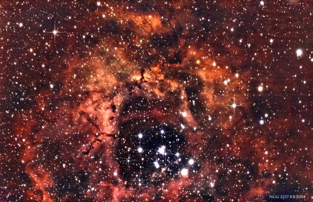 NGC 2237 (ROSETTE) 710344ROSEDEFINIWB