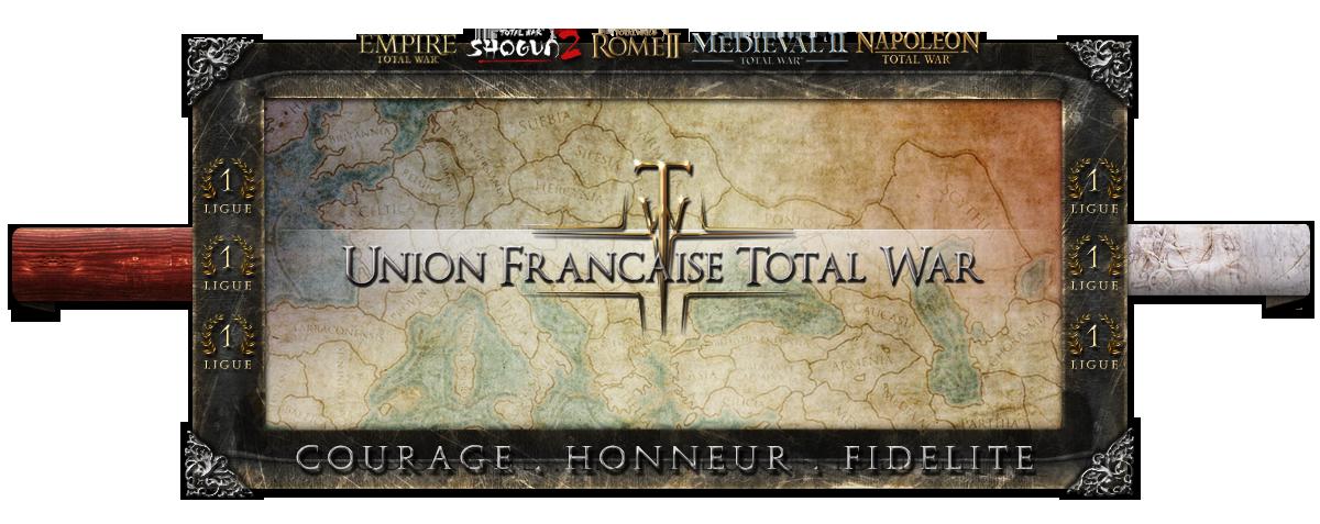 UNION FRANCAISE TOTAL WAR