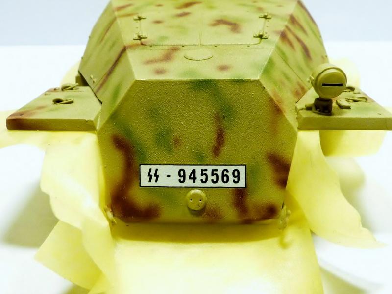 sdkfz - SdkFz 251 / 9  Tamiya / AFV 712383P1060585Copier