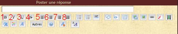 Les premiers pas dans le QG ( modifier votre profil + mise en page de vos messages ) 712454Stylemiseenpagechiffres