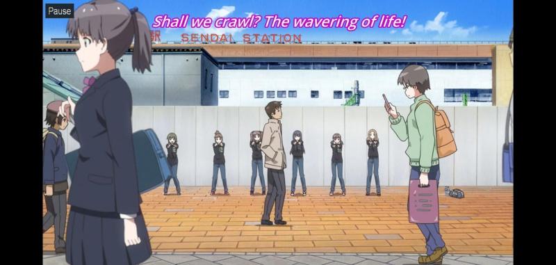 [2.0] Caméos et clins d'oeil dans les anime et mangas!  - Page 7 712987HorribleSubsWakeUpGirlsSevenIdols011080pmkvsnapshot313720140112232955