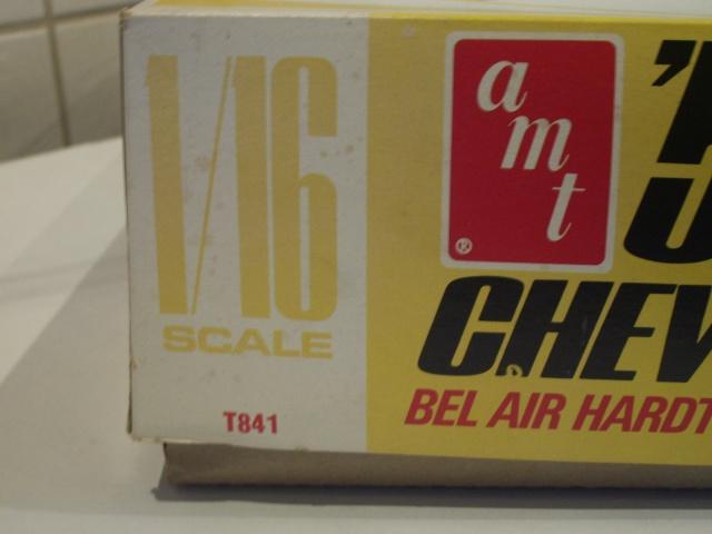 chevrolet bel air hardtop 1957 de chez amt au 1/16 713116IMGP3053