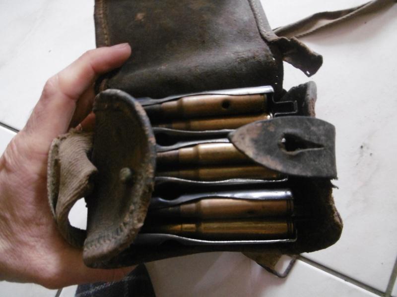 porte chargeurs fm 24/29 pourvoyeur cavalerie mle 1924 713321P1040938