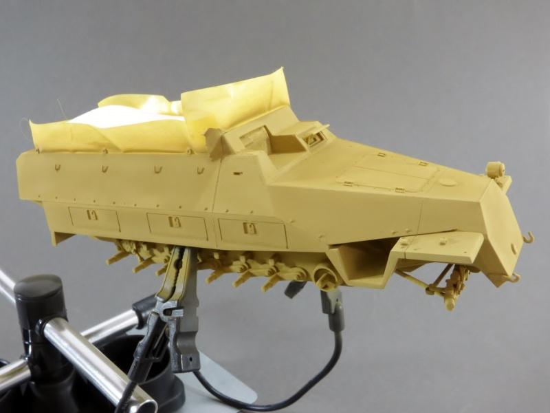 sdkfz - SdkFz 251 / 9  Tamiya / AFV 714078P1060332Copier