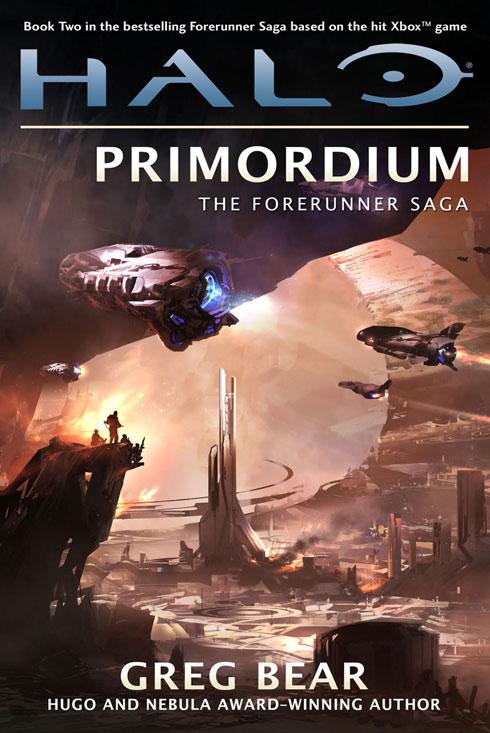 La saga forerunners, Tome 1 : Halo : cryptum 714254bearprimordium