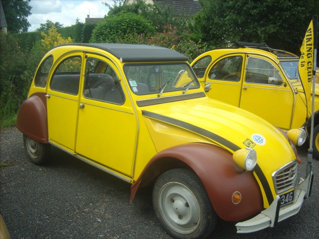 Viking Club 2CV 15éme Rencontre 2012 Domjean (Manche 50420) 715665Jun21627