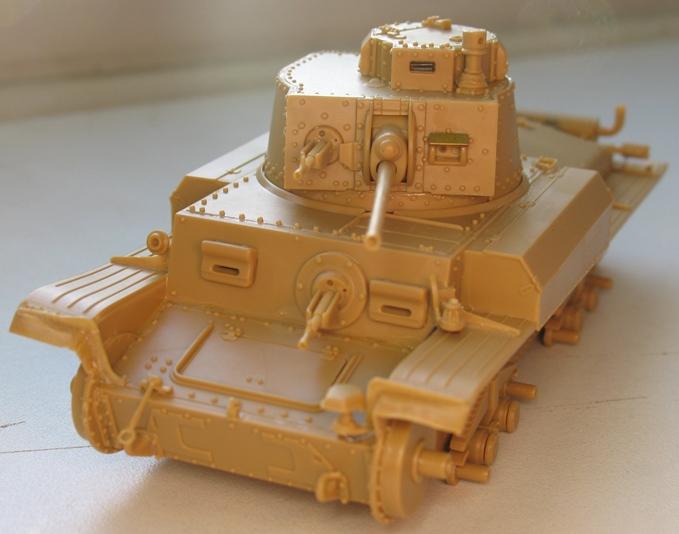 panzer Kpfw 38 t ausf F Tristar 1/35 715785modles109003