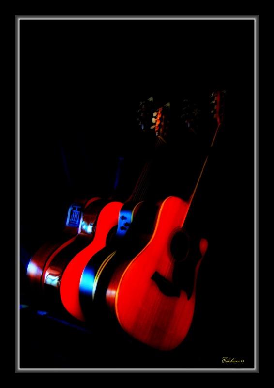 La guitare  715860guitare