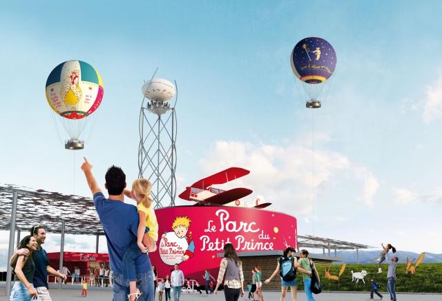 [Alsace] Le Parc du Petit Prince (juillet 2014) 716407vuedensembleparc