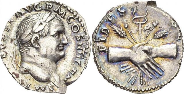 Autres monnaies de Simo75 - Page 6 717528vespasian530