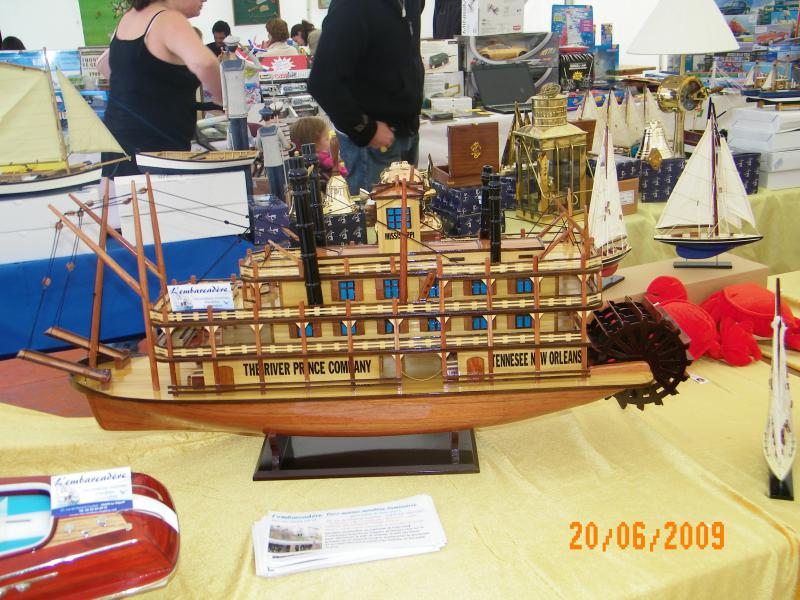 Expo La Petite Armada du Tréport 2009 7181101000142