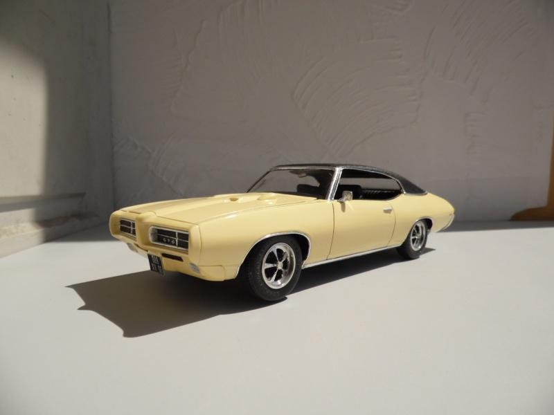 Pontiac GTO 69. 718594SAM3780